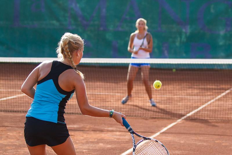 LMC Tennis Ladies Doubles 5th Aug '15