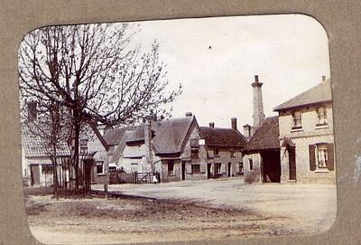 Blacksmiths corner (Rev Holland) Provided by Elizabeth Smith