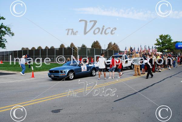 Naperville, IL Labor Day Parade - Last Fling 9-7-09