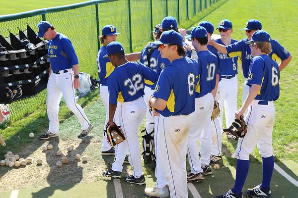 190417 Varisty Baseball Lutheran N