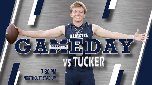 Game 0 - Tucker
