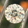 1.55ct Old European Cut Diamond GIA L VS1 13