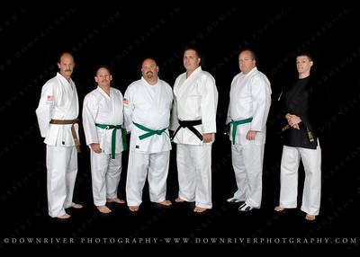 2007 Maison Martial Arts School Portraits