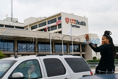 Tyler Area Churches Demonstrate Gratitude To UT Health Care Workers by John Anderson
