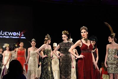 Sue Wong Beauty . Fashion . Transformation Fashion Show