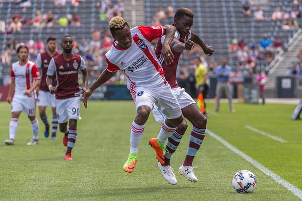 Colorado Rapids vs San Jose Earthquakes - MLS Soccer - 2017-05-13