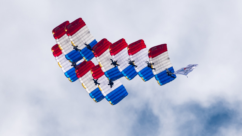 French Air Force / Parachutists