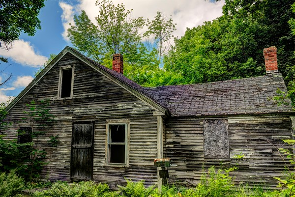 9-15-2020 | Three Abandoned Houses in a Lost Village