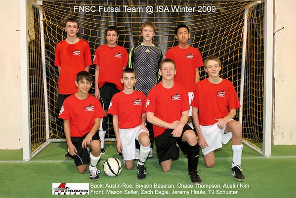 Winter Indoor 2008-2009