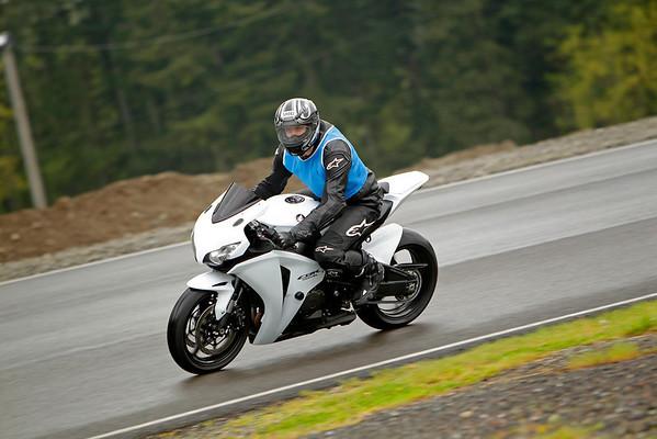 Honda - White 1000RR