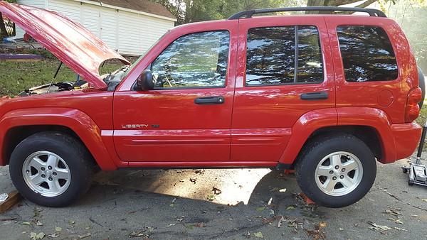 02 Jeep Liberty KJ
