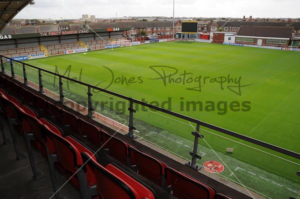 2011-09-07 Fleetwood Town Football Club