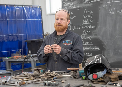 Metal Fabrication for the Woodworker with Matt Burney