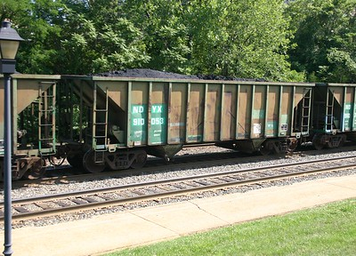 First Union Rail - Changed name to Wells Fargo Rail January 1, 2016.