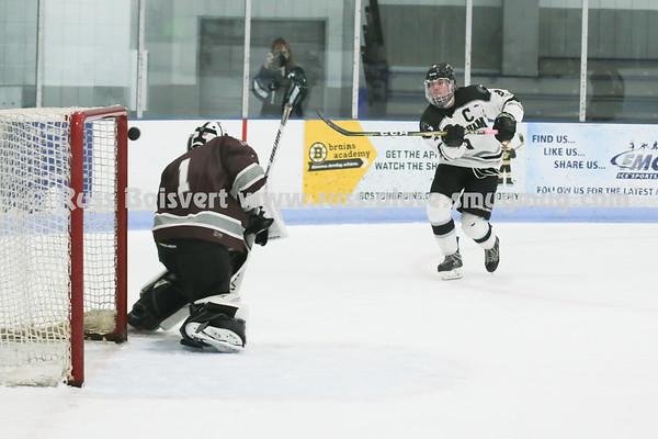 BHS Hockey Senior Game vs Northbridge
