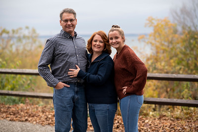 Reinhard Fam | High Cliff State Park Family Session
