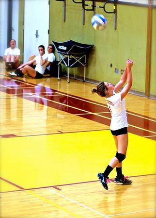 L.B. Girls Volleyball