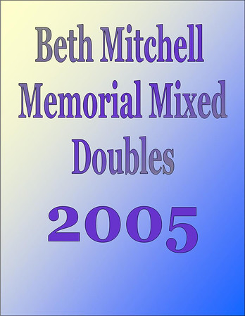 2005 Beth Mitchell Mixed Doubles