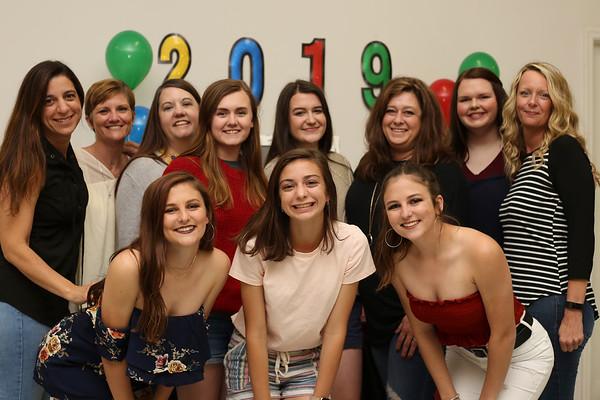 Squad Grad Party
