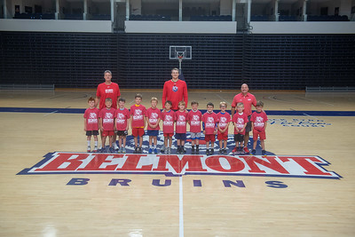 Men's Basketball Camp week of June 28
