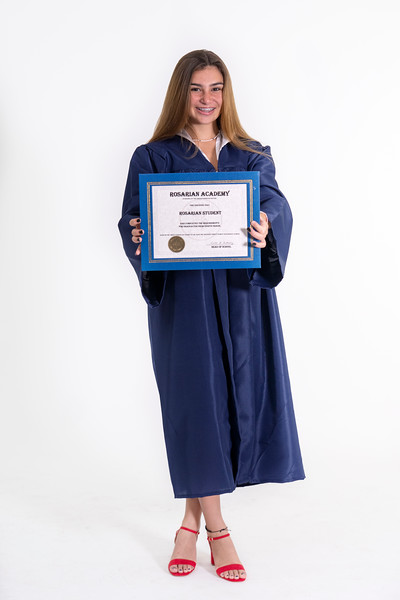 Rooney Graduation Photos May 2020