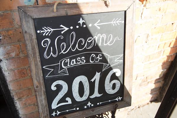 SCPS 2016 Senior banquet
