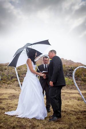 Alona and Chandler's Wedding Day