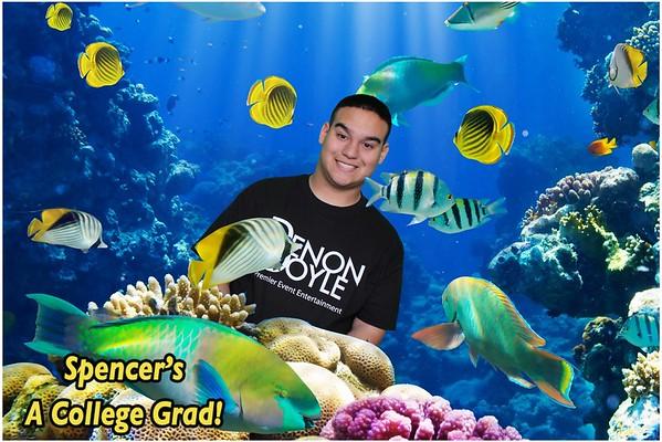 5-21-16 Spencer's Grad Party