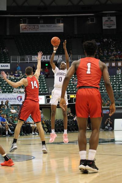 Washington vs. Ball State 2019 Diamond Head Classic