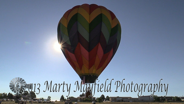 2014 International Santa Fe Trail Balloon Rally