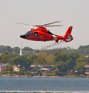 Coast Guard New Haven Training