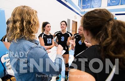 10-18-16 Garber JV Volleyball