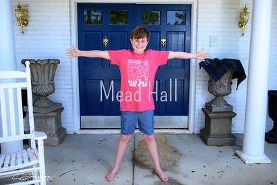 8th Grade Porch Photoshoot