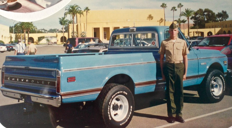 Marine Corps Graduation 1997