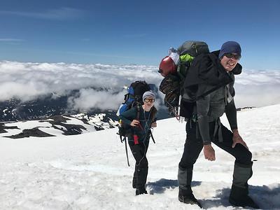 2018 Mt. Rainier Mountaineering