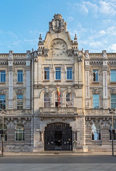 City Council Building, Santander