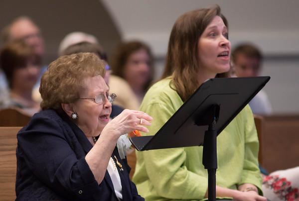 Patsy Pryor: Music Ministry Retirement