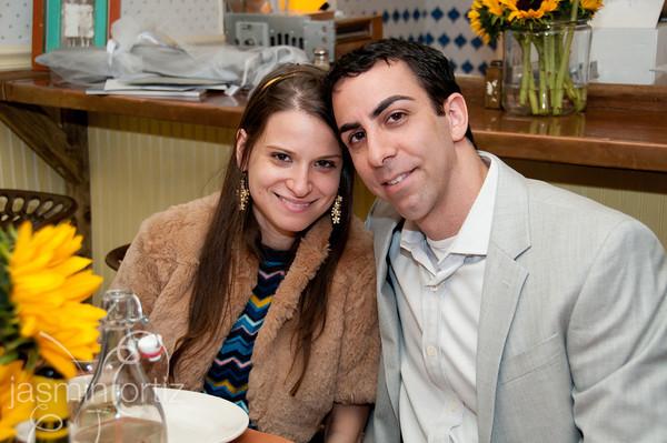 David and Erika's Wedding Luncheon