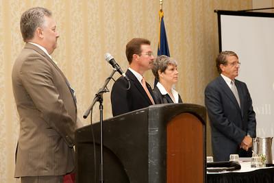 2011-09-26: Opening Ceremonies & Special Olympics VA Torch Run Awards