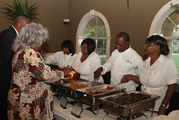 WERE YOU THERE! Champagne & Grits Banquet