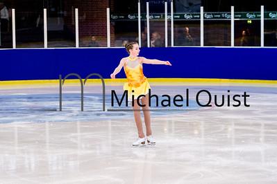 Novice Girls - Free Skating