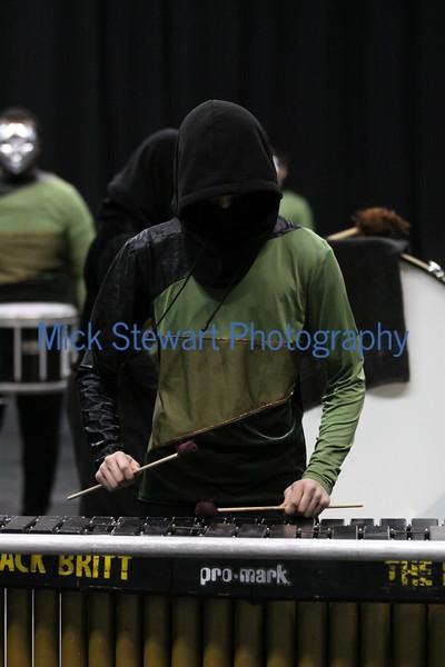 Jack Britt Winter Percussion