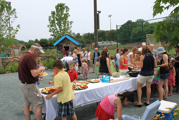 End-of-Year Kindergarten Picnic