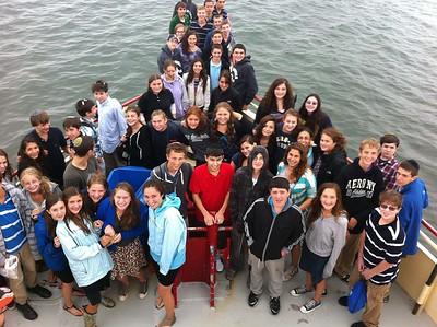 Freshmen Fishing Trip