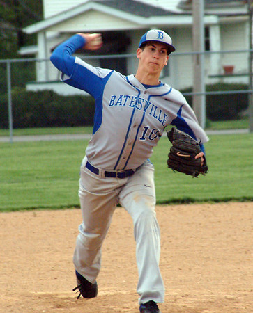 Sports from 4/23/13 - BHS base, OA ten, BHS track