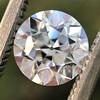 1.04ct Old European Cut Diamond GIA I VS1 4