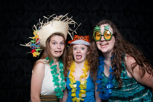 SLHS All Night Grad 2014: Photo Booth Pictures