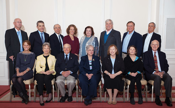 Graduate Board and Donors