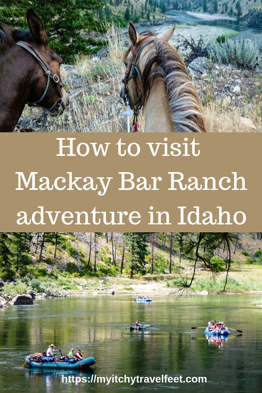 How to visit Mackay Bar Ranch for adventure in Idaho