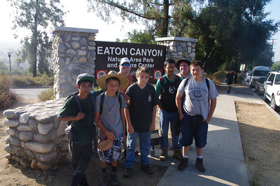 Eaton Canyon - 23 Jul 2011